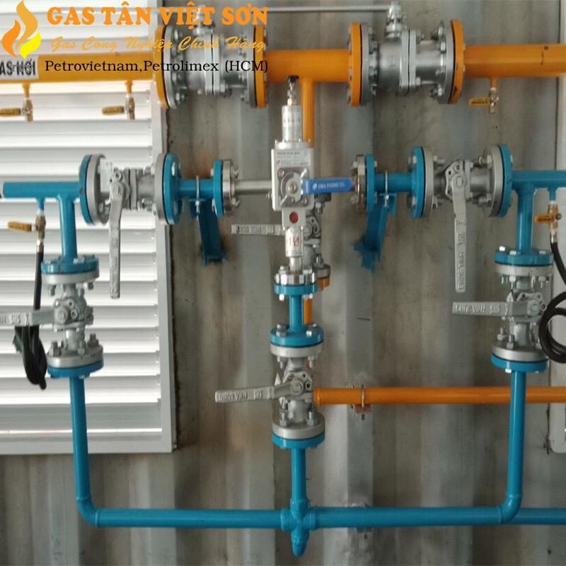 Hệ thống máy hóa hơi chuyên nghiệp