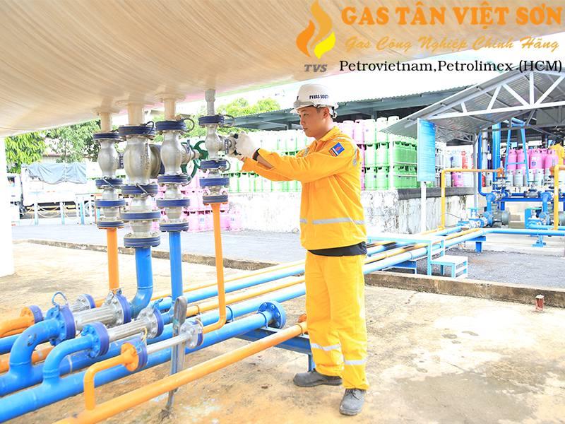 Đại lý gas công nghiệp