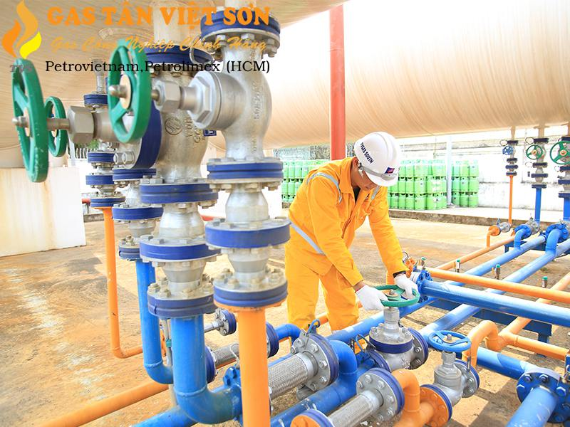 Chiết xuất gas