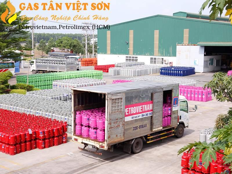 Tân Việt Sơn Đại Lý Cung Cấp Gas