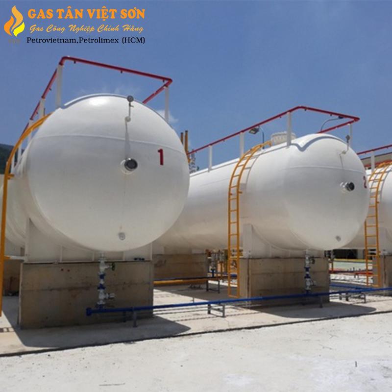 Hệ thống gas bồn