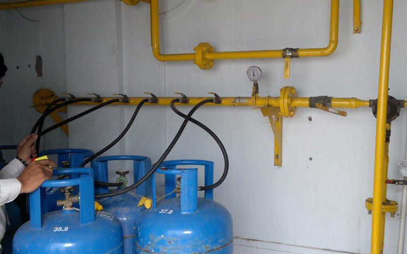 Kiểm tra hệ thống gas