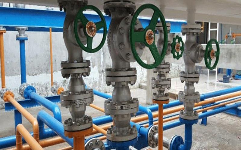 Hệ thống ống dẫn gas an toàn