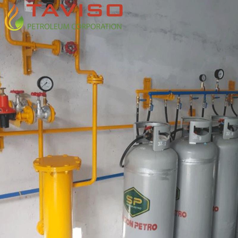 Hệ thống gas