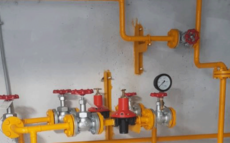 Ống dẫn gas